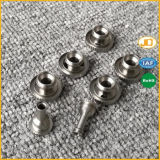 Parte d'ottone di fresatrice del tornio di CNC della macchina per cucire