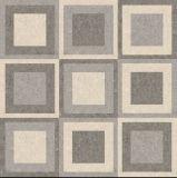 Natürliche 600X600mm richteten Dekoration-Porzellan-Wand/Fußboden-Fliese gleich (BLU608)