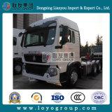 Vrachtwagen van de Tractor van de Vrachtwagen 340HP van de tractor de Hoofd Op zwaar werk berekende