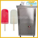 Ce approuvé Popsicle automatique Making Machine en acier inoxydable utilisés à des fins commerciales