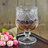 Выгравированный Drinkware стекло Кубок старого типа вина тумблерный