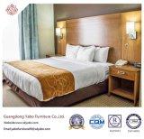 Festes Holz-Hotel-Möbel mit Bettwäsche-Raum stellten ein (YB-S-3)