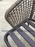 حزام سير يحاك ألومنيوم إطار خارجيّ أثاث لازم وقت فراغ كرسي تثبيت