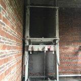 Mur automatique d'outil de construction plâtrant la machine de rendu