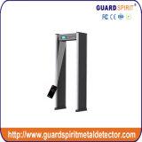 Alta sensibilidad del precio barato de Seguridad de la puerta del detector de metales (XYT2101LCD)