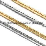 Collana smussata della catena del bordo dell'acciaio inossidabile