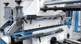 Corrugated 또는 Cardboard (GK-1600PC)를 위한 자동적인 High Speed 4 Folds Folding Gluing Machine