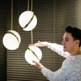 De nieuwe Lamp van de Tegenhanger van het Project Modieuze Decoratieve Moderne Lichte (GD-710j-2)