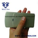 Mini frecuencia triple portable con construido en antena + (GPS L1/L2/L5) emisión marrón clara del GPS