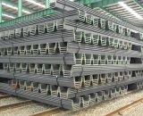 Pile en acier 400X125mm de tôle d'acier d'empilage de la bonne qualité Sy295