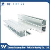 De uitgedreven Glijdende Kanalen van het Aluminium