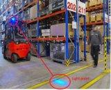Explosion Proof and Safe-Life Blue Forklift LED Warning Spotlight for Warehouse