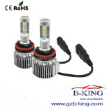 전구 LED 차 빛 당 H8 H9 H11 H16 4000lm