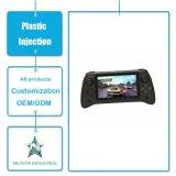 Modelação por injeção plástica video Handheld personalizada de jogo eletrônico de preço do competidor
