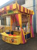 Cabinas del juego del carnaval del compartimiento de la leche