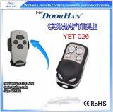 Doorhanのガレージのドアのオープナとのウクライナのロシアの市場の無線ゲートリモート・コントロール100%年のCompatiableのため