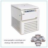 Haute capacité à basse vitesse Super centrifugeuse médicale/lab