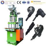preço de fábrica da máquina de moldagem por injeção de plástico vertical para o conector de alimentação