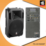 15 Zoll350w Digital Ampere Bluetooth EQ PlastikActive PA-Lautsprecher PS-3015debt