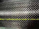 Saia superiore di fornitura del panno 3K della fibra del carbonio/tessuto normale 240g da vendere