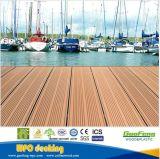 WPC合成台地の床または屋外のDeckingまたは固体堅い木製のボードWPC