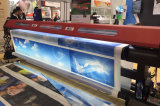 Roulis de Sinocolor UV-740 d'imprimante de Digitals pour rouler la machine d'imprimante de drapeau de lumière UV
