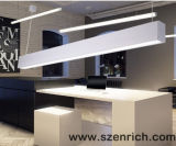 130lm/W 렌즈 슈퍼마켓 창고 AC100-277V LED 선형 빛