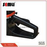 Outil d'alimentation de l'essence de scie à chaîne avec la poignée de frein plus épais