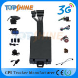 Alarme de carro de RFID ativa 3G 4G Rastreador GPS com condutor id identificar