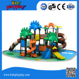 Оборудование спортивной площадки серии природы привлекательное напольное для детей