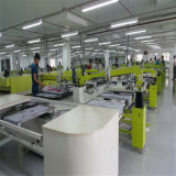 기계 10 색깔 44 역을 인쇄하는 한국 타원형 스크린