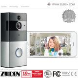 Imprägniern u. das Foto, das drahtloses videotür-Telefon nimmt