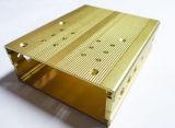 صنع وفقا لطلب الزّبون ألومنيوم بثق إحاطة لأنّ إلكترونيّة /Aluminum صندوق
