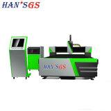 Aprire-Tipo tagliatrice di CNC 1000W del laser della fibra per le lamiere di acciaio di 1-8mm
