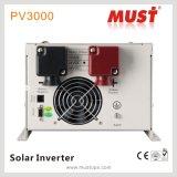 inverseur solaire hybride pur d'onde sinusoïdale de 24V 2000W