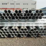 Youfa ASTM A53 gr. B Estándar Tubo de acero galvanizado para poste de telégrafo