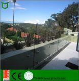 Beste Preis-nach Maß Qualitäts-Glasgeländer für Verkauf