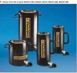 Barra a semplice effetto 700 (RACH-202) di Enerpac Rach dei cilindri vuoti di alluminio originali del tuffatore