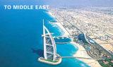 Frete do transporte da consolidação de LCL de Guangzhou a Arábia Saudita