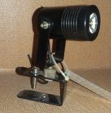 黒いハウジング1W DC12V LEDのスポットライト