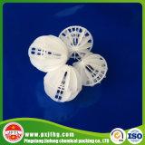 Bolas huecos polihédricas plásticas pila de discos los media de filtro para el tratamiento de aguas