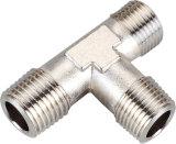 Ajustage de précision pneumatique en laiton de qualité avec Ce/RoHS (HR06-06)