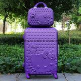 Bw1-174 poliéster/ABS Estojo impermeável de mala de bagagens