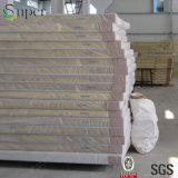 Панель стены сандвича PU строительного материала для доски холодной комнаты