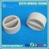 Gelegentliche Verpackung keramischer wellenartig bewogener Lessing Ring mit 11*8mm, 10*6mm