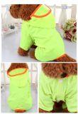 6 Цвет Колпачковая Пэт собака плащи водонепроницаемая одежда для маленьких собак собак трость Poncho щенка Дождевик Xs-XXL