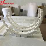Protótipo fazendo à máquina do plástico das peças do CNC da precisão mecânica de Nylon/ABS/POM