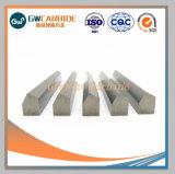 Tiras de carboneto de sólido para máquinas-ferramentas