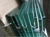 プールの塀のための12mm 10mmの緩和されたガラス
