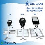 Whc IP65 LED 50W力の太陽街灯